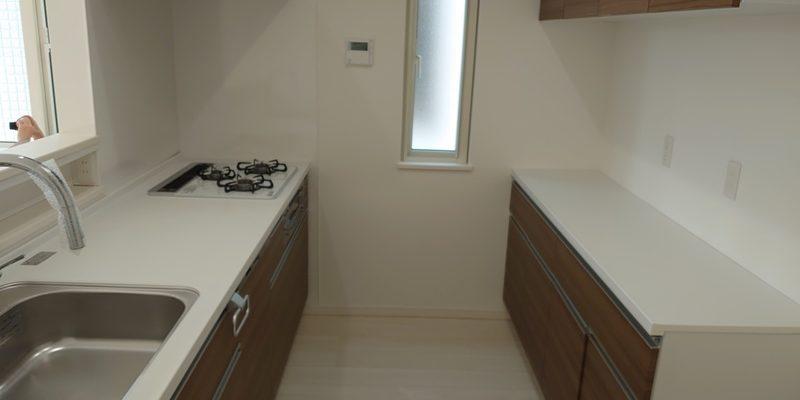 8 2階キッチン